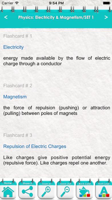 Physics - Electricity & Magnetism/2300 Flashcards, Formulas, Study Notes &  Exam Prep