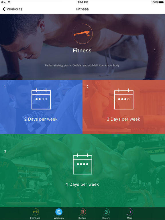 Fitness and Bodybuilding by VGFIT IPA Cracked for iOS Free
