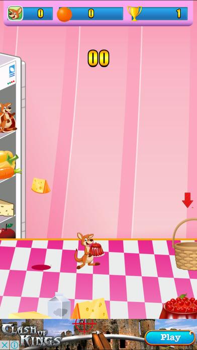 Food War - Animals Screenshot on iOS