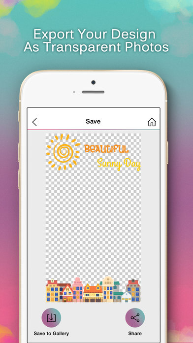 Geofilter Maker Filter Designer Screenshot