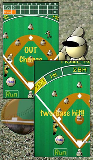 SimpleBaseball Screenshot on iOS