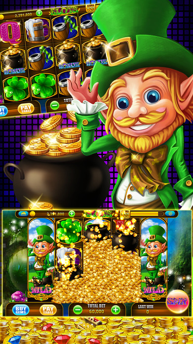 Slots Free - Royal Casino - Vegas Slot Machines Screenshot