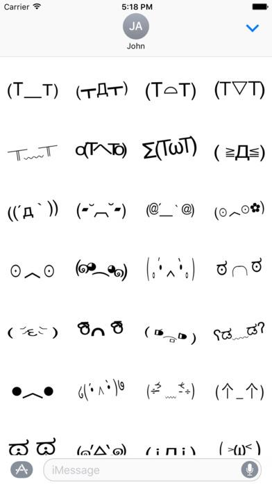Halloween Emoji Text: App Shopper: Cry TT! Animated Text Emoji Stickers For