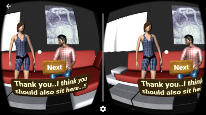 Adult vr dating sim