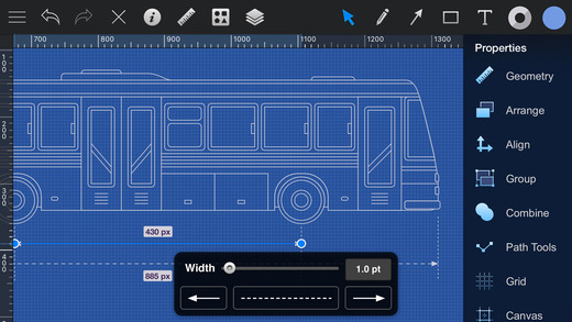 Graphic - vector illustration and design Screenshot