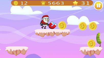 Santa Claus - santa tracker Candy world Screenshot on iOS