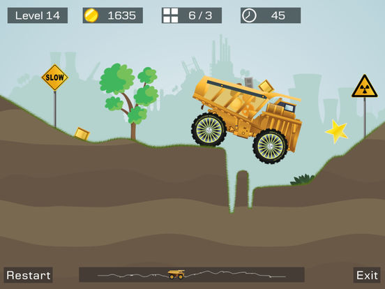 Big Truck Screenshot