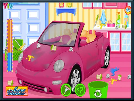 Mechanic Car Washing game - car garage-ipad-0
