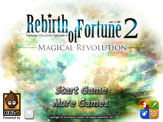 Rebirth of Fortune 2 Screenshot
