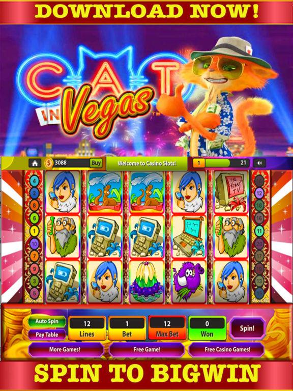 Slots casino free game