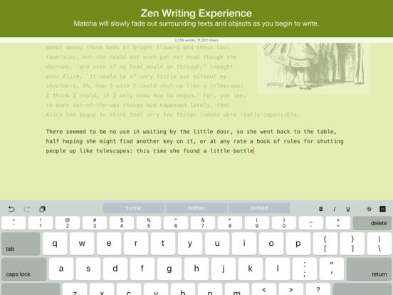 Matcha 3 - Notes, To-dos, and Word Processor Screenshot