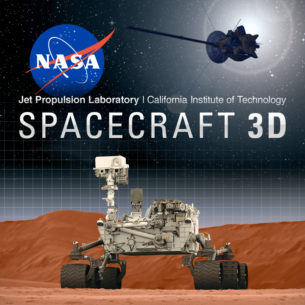 Spacecraft 3D on the App Store on iTunes