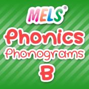 MELS Phonics Phonograms B
