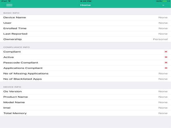HexnodeMDM - appPicker