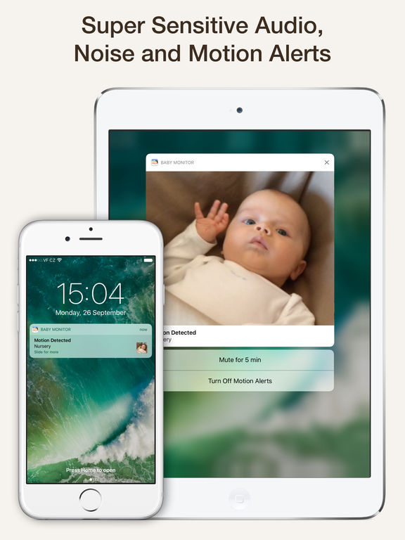 The best iPhone and iPad apps for baby monitoring - appPicker