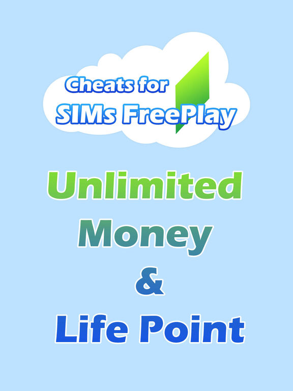 Cheats for The Sims Freeplay :) By Qinshan Lin