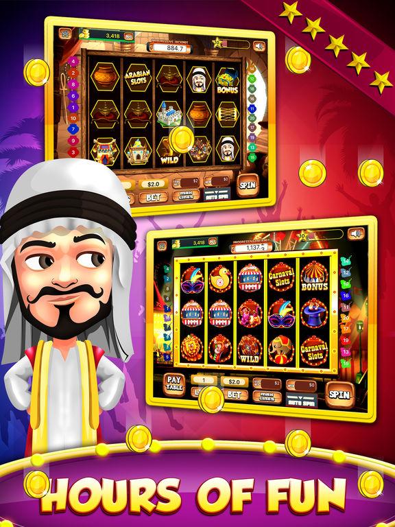 Free Slots Machines Games - Best Spin Casino in Las Vegas-ipad-3