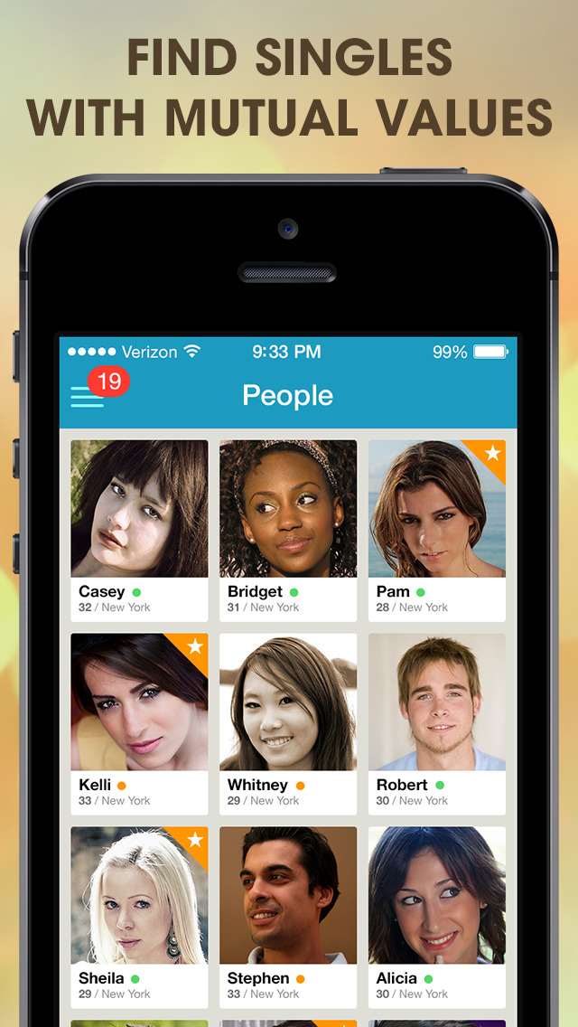Best dating apps ios