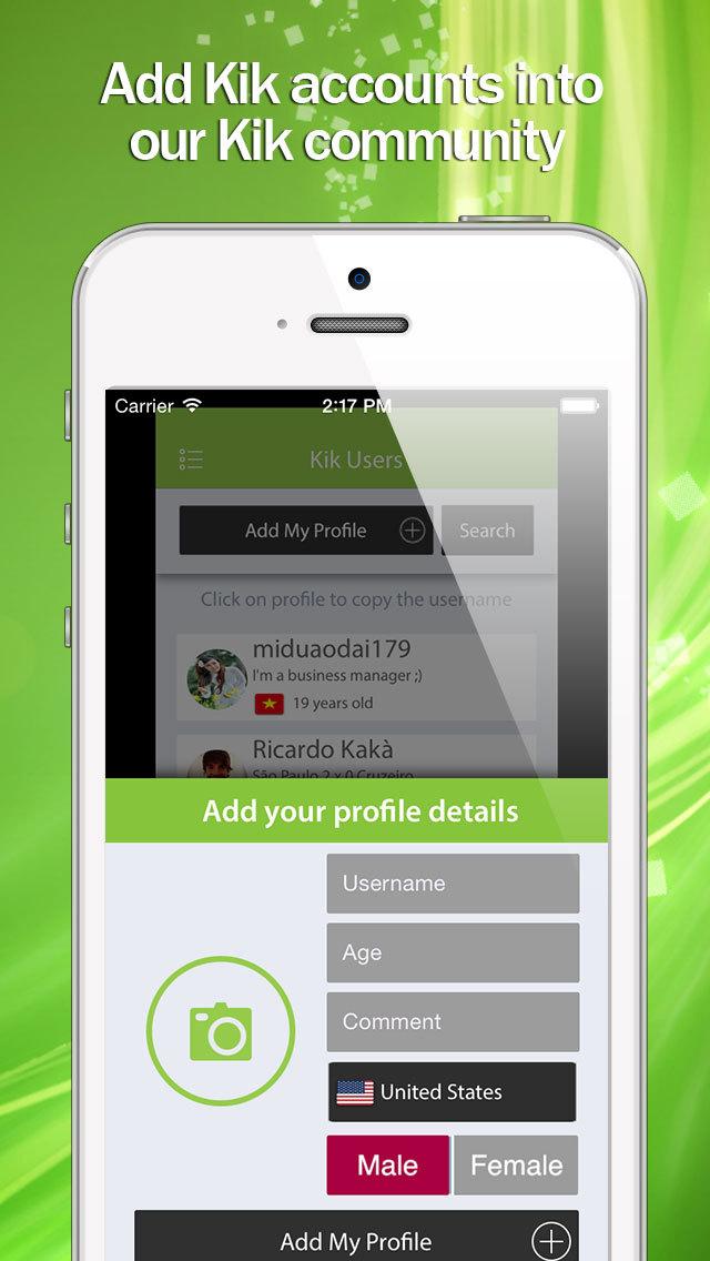 K Usernames – For Kik Messenger | Best Apps and Games