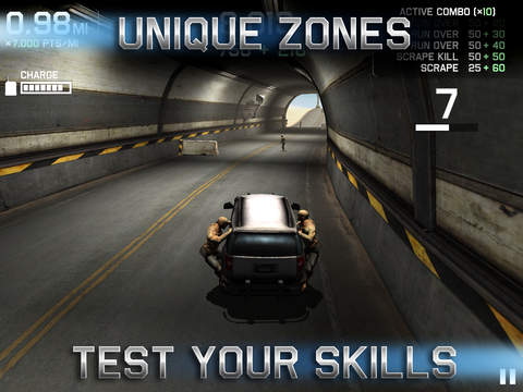 Zombie Highway: Driver's Ed Screenshot