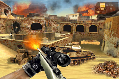Army Strike Force (17+) - Elite Sniper Shooter Commando 2 | free