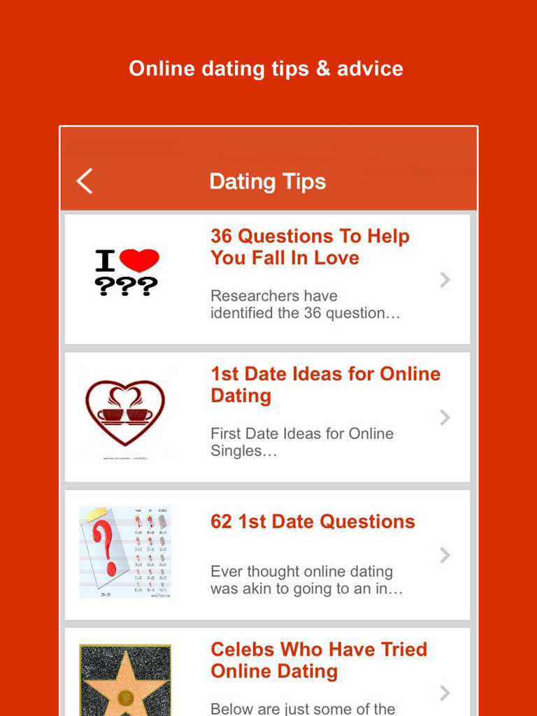 Dating apps for usa