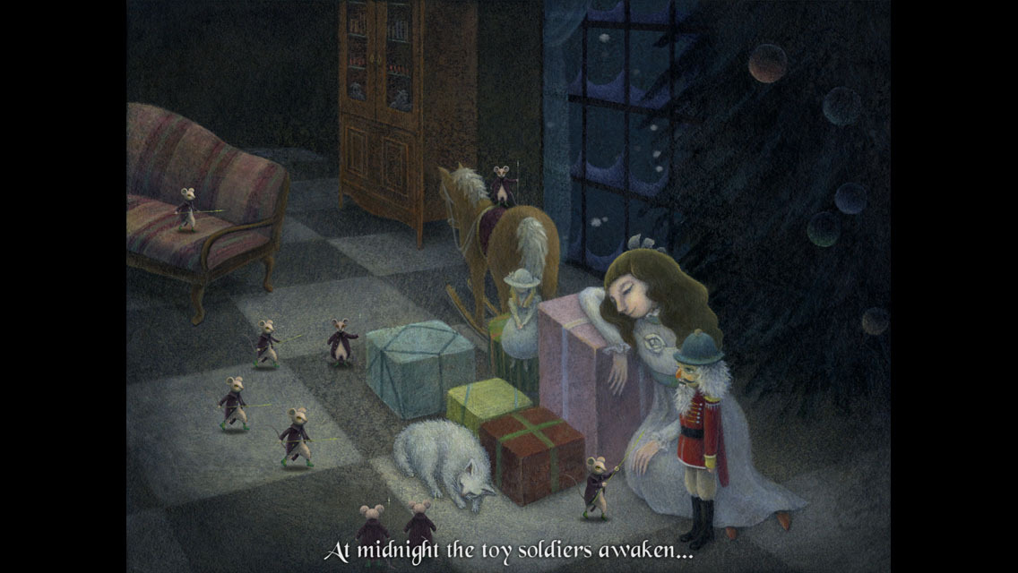 The Nutcracker Musical Storybook Screenshot
