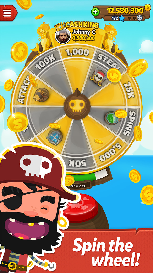 Play Pirate King Online