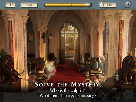 Downton Abbey: Mysteries of the Manor-ipad-0