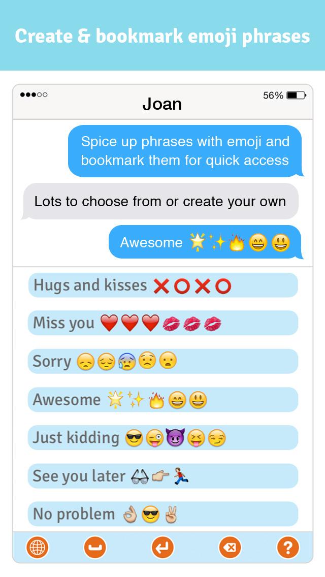 create cool potsticker keyboard find send emoji faster organize emoji your way