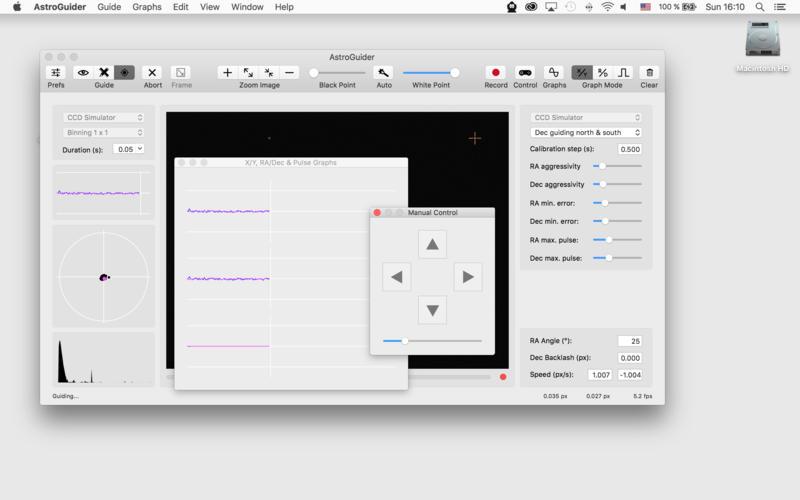 AstroGuider for Mac