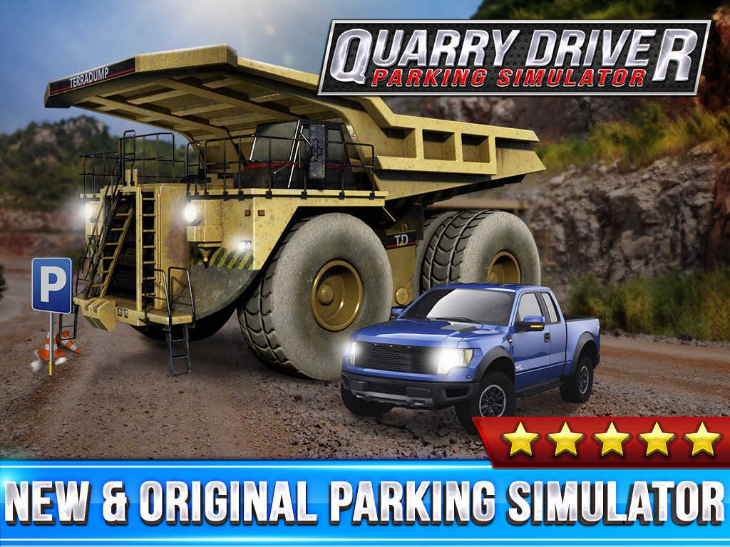 App Shopper: Quarry Driver Parking Game - Real Mining