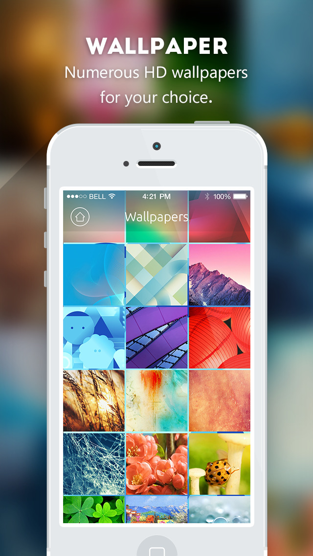 Wallpapers & Backgrounds Live Maker For Your Home Screen