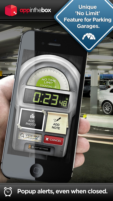 Parking Meter Pro Screenshot