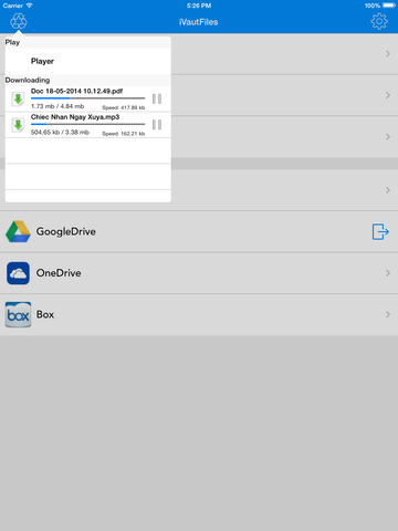 iVaultZip Free - Unrar Unzip Zip Safe file for Dropbox