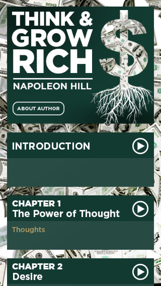Rich Napoleon Hill Beard King Guys Follow For Daily: Think And Grow Rich By Napoleon Hill, Derived From The