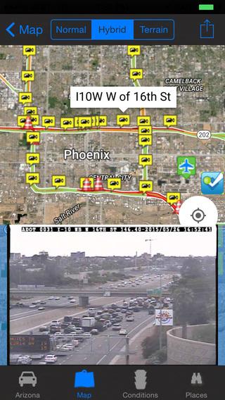 I 10 Road Conditions And Traffic Cameras Alabama Arizona