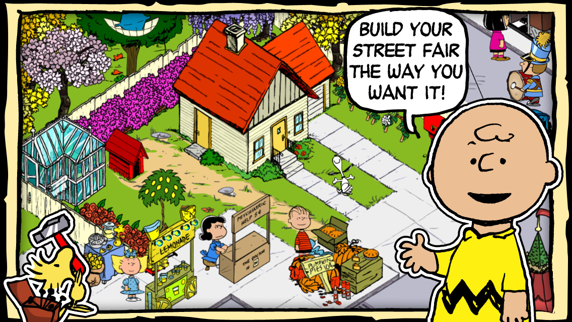 Snoopy's Street Fair screenshot-3