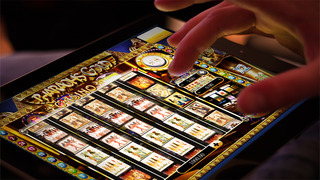 A Abbies Pharaoh Egypt Golden Slots Classic Machine-0