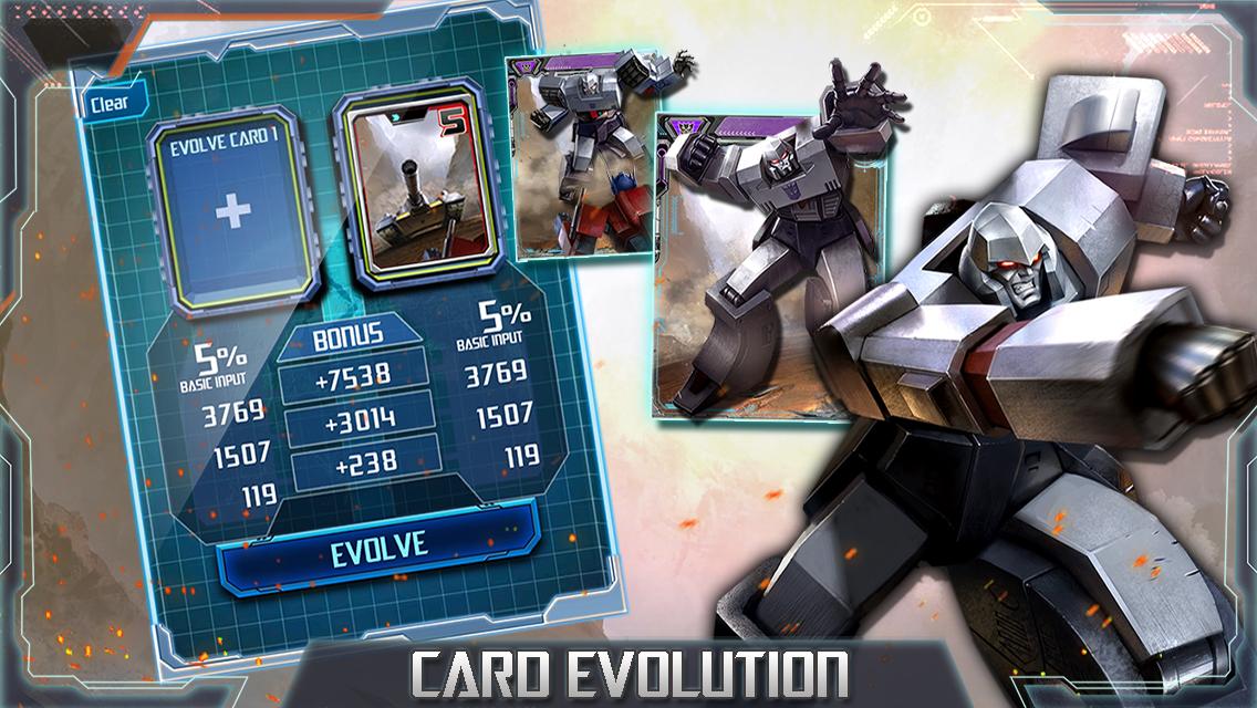 TRANSFORMERS Legends screenshot-3