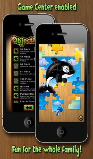 Epic Puzzle Game Screenshot 4