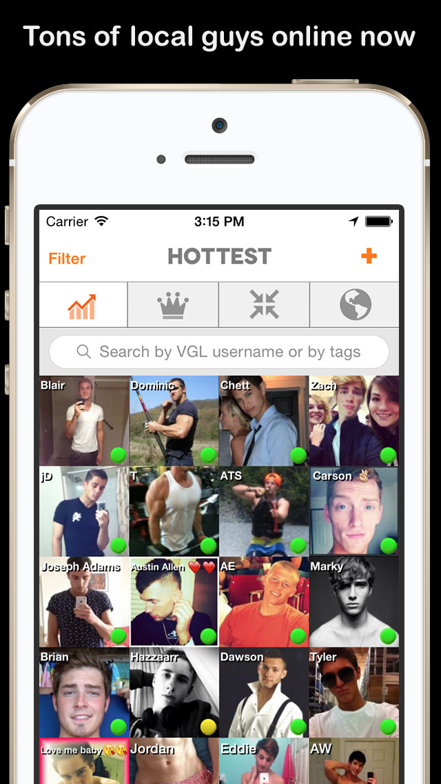 Dating apps for bisexual men