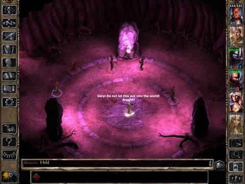 Baldur's Gate II:EE Screenshot
