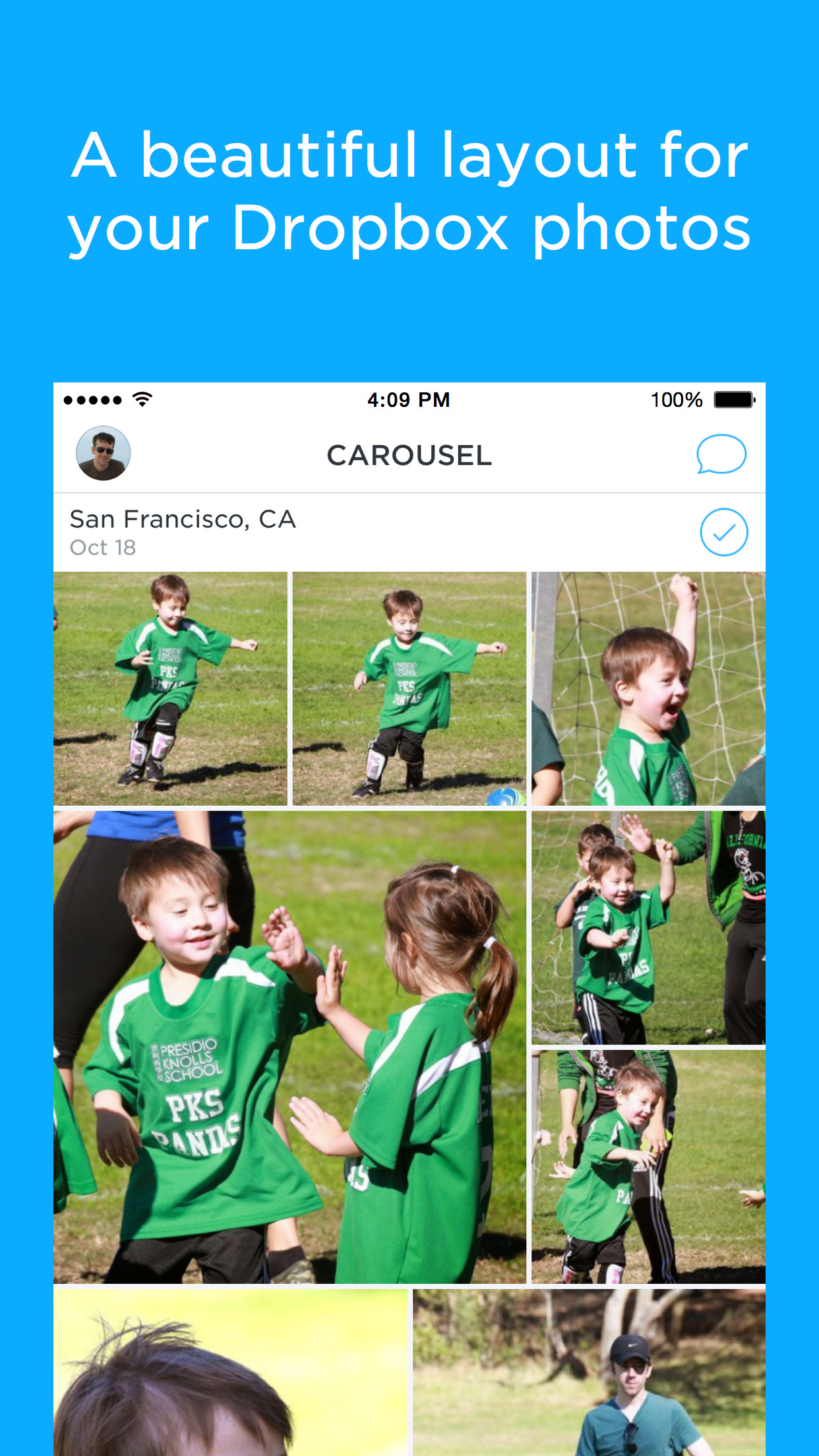 Carousel by Dropbox