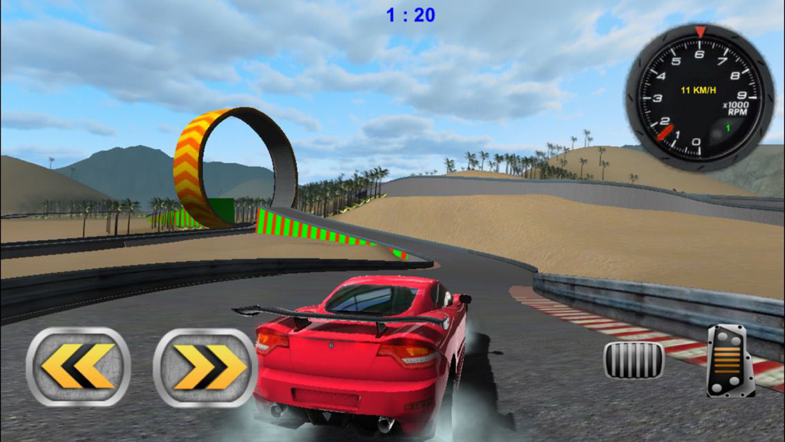 Car Stunts: EXtreme Racing Stunts Cars Driving