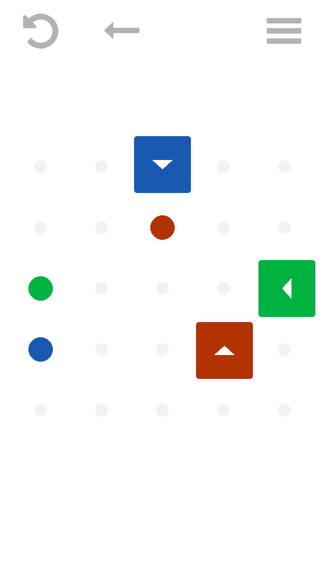 Push The Squares! Screenshot on iOS