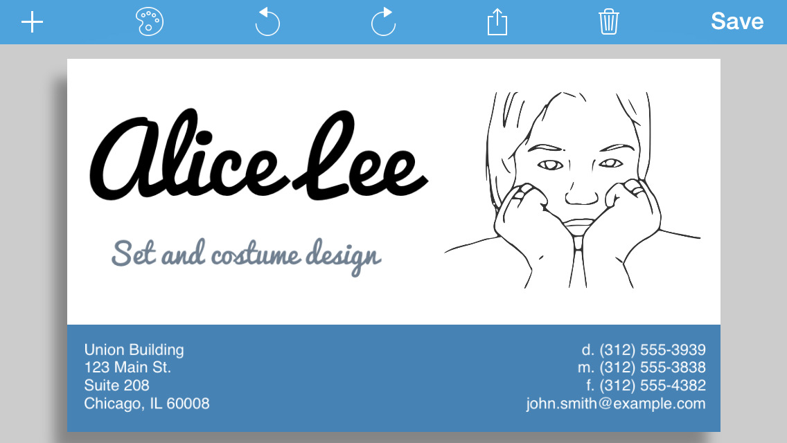 Design And Print A Business Card (Business
