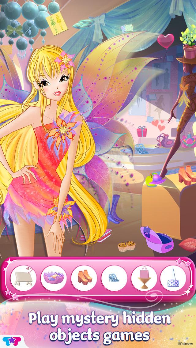 play winx club games online