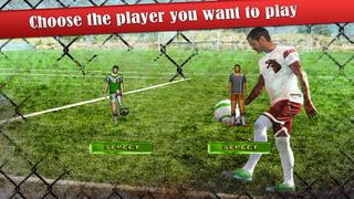 Street Soccer Juggling Screenshot on iOS