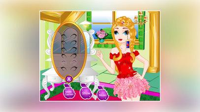 Dolls Beautiful Villa Screenshot on iOS